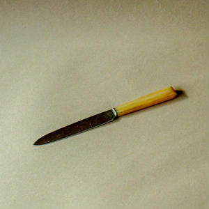 Desert knife*