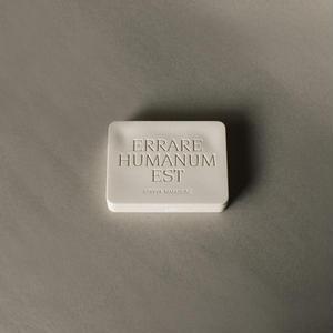 Lien Atypyk / Errare humanum est eraser