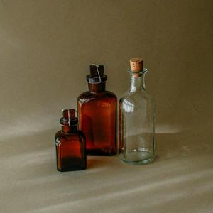 Vintage bottle*