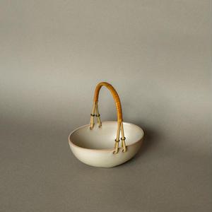 Beautiful white bowl