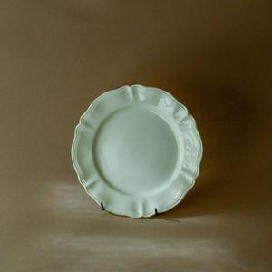 Sarreguemines / White plate