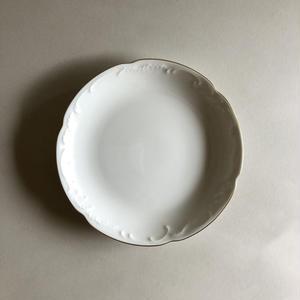 OKURA ART CHINA / Serving plate