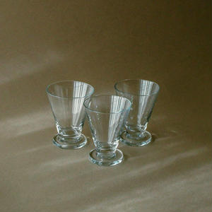 Swedish glass set*