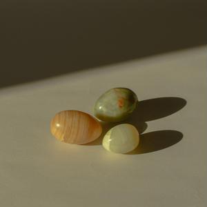 Onyx marble egg*