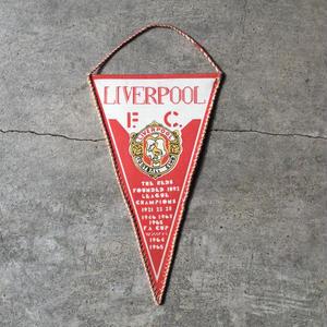 LIVERPOOL F.C. ヴィンテージペナント