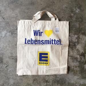 ドイツのエコバッグ  EDEKA
