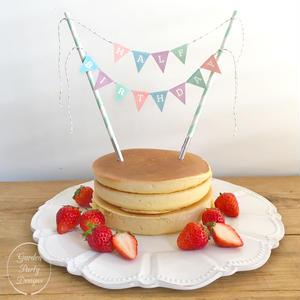 HALF BIRTHDAY  Cake Bunting