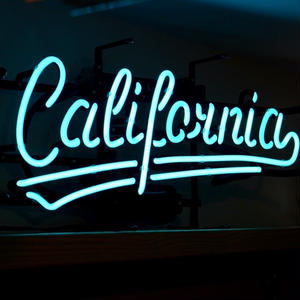 NEON SIGN【CALIFORNIA BLUE】/ ネオンサイン