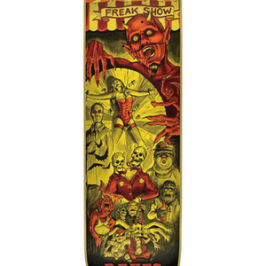 CREATURE クリーチャー  8.0in x 31.6in REYES CIRCUS OF THE DAMNED PRO DECK