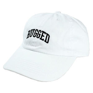 RUGGED ''ARCH LOGO'' adjuster cap (White)