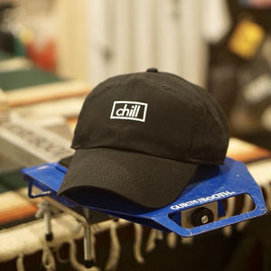 "newhattan® 「chill 」 cap   ""Black"""
