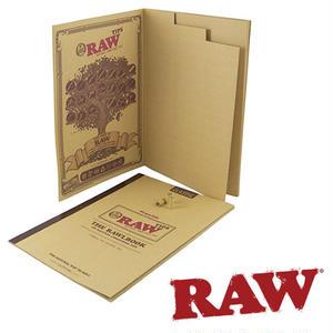 RAW  RAWL BOOK  A4サイズ