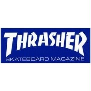 ステッカー  THRASHER LOGO BIG