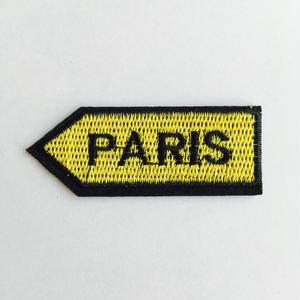 ワッペン paris
