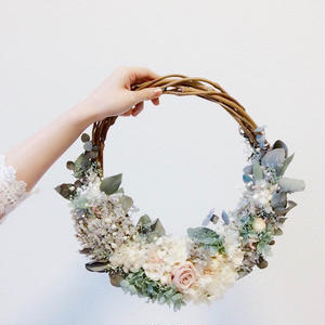 wreath bouquet * angel *