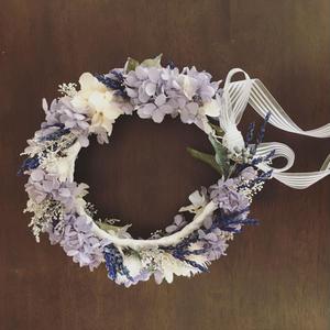 flower crown * lavender *