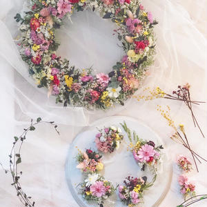 wreath bouquet  set * mymble *