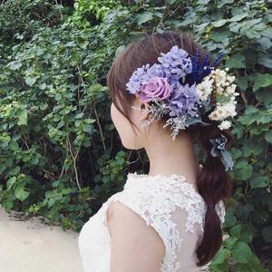 hair accesory * lavender *