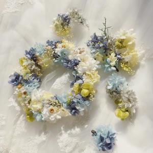 custom-made wreath(φ20cm)