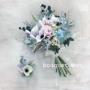 bouquet  set(オーダーメイド ブーケ セット)