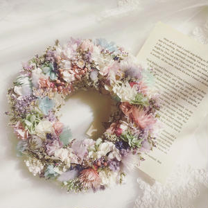 gift wreath ( full type )