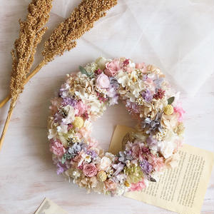 gift wreath ( full type  φ24cm)
