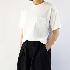 CREW NECK BOX T-SH (クルーネック ボックスTシャツ)  A51701