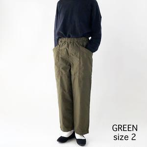 GARDEN PANTS (ガーデンパンツ) A11906