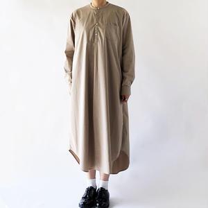 SHIRTS DRESS  TRAVEL CLOTH(シャツワンピース トラベルクロス)  A41901