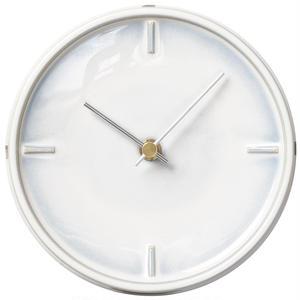 GLAZED CLOCK Z-01(乳白釉)