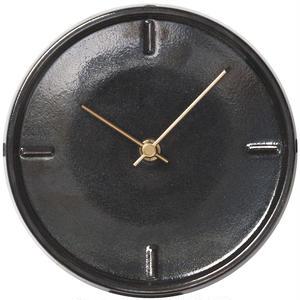 GLAZED CLOCK Z-04(メタル釉)