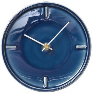 GLAZED CLOCK P-12(ペールブルー)