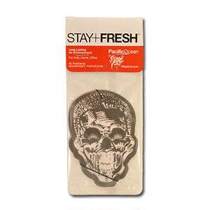 STAY+FRESH AIR FRESHENER CHAZ BOJORQUEZ/PACIFICOCEAN