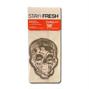 STAY+FRESH AIR FRESHENER CHAZ BOJORQUEZ/PACIFICOCEAN