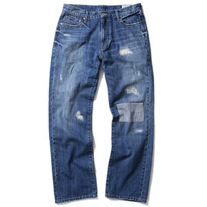 FUCT SSDD DAMAGED DENIM WASH #48702