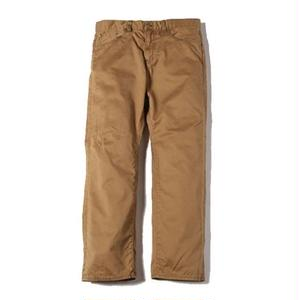 CUT RATE 5 POCKET SLIM CHINO PANTS CAMEL CR-16AW022