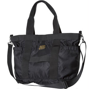 FUCT  SSDD MA-1 TOTE BAG  BLACK #8400