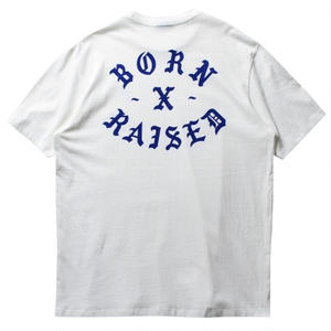 BORN X RAISED SNOOTY FOX T-SHIRT WHITE