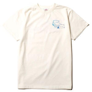 CUTRATEWILD IN THE SHEETS T-SHIRT WHITE   CR-18SS070