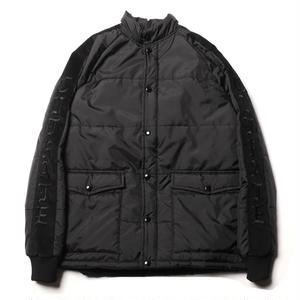 CUT RATE RACING JACKET BLACK CR-17AW051