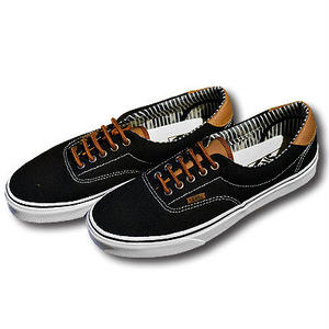VANS ERA59 BLACK&STRIPE DENIM VN0003S4IO3