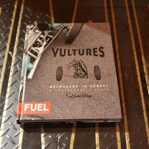 FUEL MAGAZINE VULTURES PHOTO BOOK[FUELPHOT]