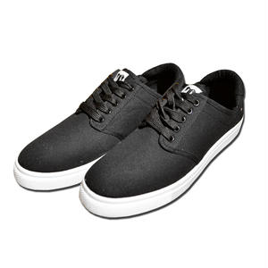 TROOPER CANVAS SHOES  BLACK&WHITE