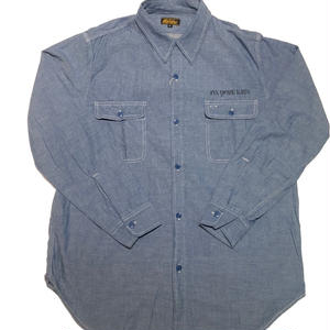 Hardee BASE CHAMBRAY SHIRTS