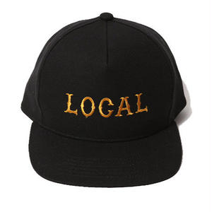 CUT RATE LOCAL CAP BLACK CR-17SS022
