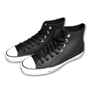 CONVERSE CONS CTAS PRO HI JASON JESSEE MODEL LEATHER BLACK
