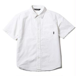 CUT RATE S/S OXFORD SHIRT WHITE