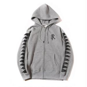 CUT RATE ZIP PARKA GRAY CR-16AW018