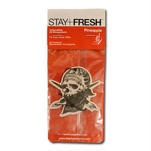 STAY+FRESH AIR FRESHENER USUGROW/PINEAPPLE