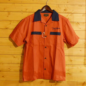 BOWLIG SHIRT RED[TP13-NSH01]